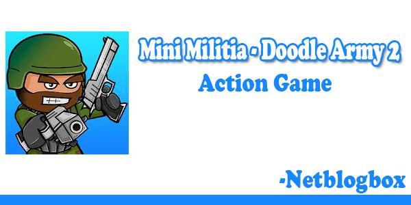 Mini Militia Doodle Army 2 5.2.0 APK Download