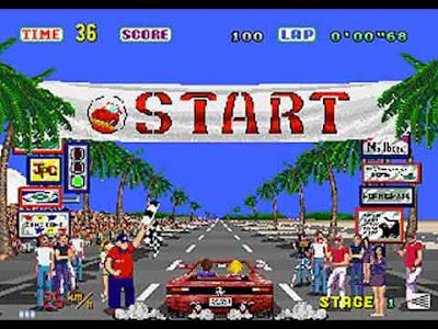 Out Run versione arcade