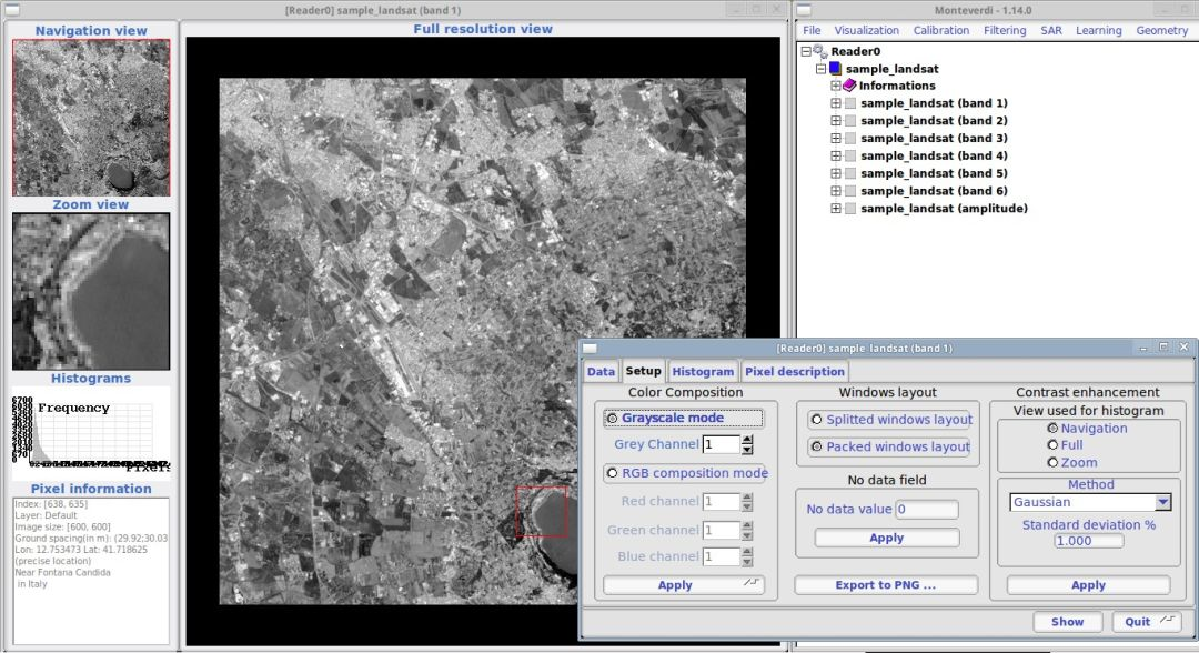 From GIS to Remote Sensing: Open Source Software for GIS and