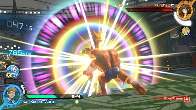 Pokkén Tournament DX Nintendo Switch Machamp synergy burst attack Charizard