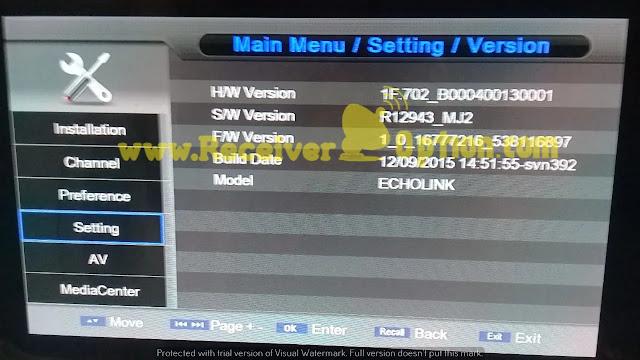 TELEZONE TZ111 PROTOCOL TYPE HD RECEIVER DUMP FILE