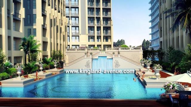 Apartemen Kingland Avenue Serpong Swimming Pool