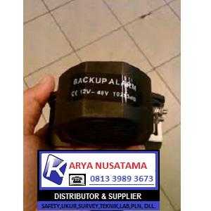Jual Back Up Alarm 12V-48 Volt Untuk Truk di Mojokerto