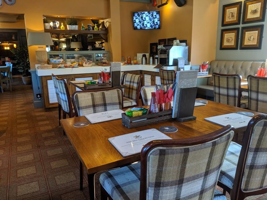 The King's Head Inn Pub near Roseberry Topping - breakfast room