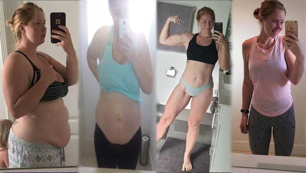 Woman Lost 125 Pounds by Making One Tiny Change Week by Week