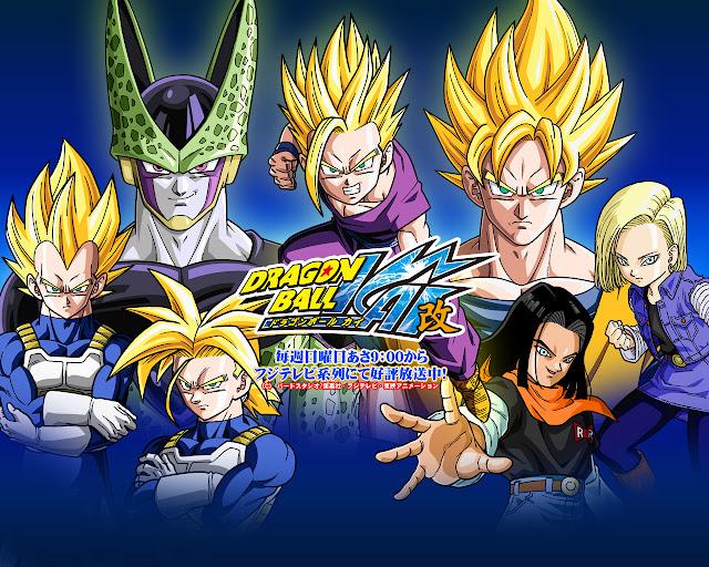 Dragon Ball Z Kai DBZ Dragon Ball