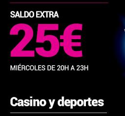 Goldenpark Happy Hours 25€ 9 septiembre 2020