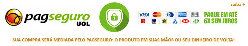 Compra Protegida pelo PagSeguro