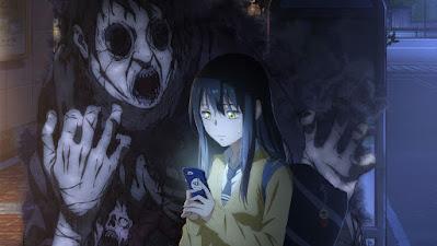 Resmi! Mieruko Chan, Manga Horor Komedi Ini Akan Mendapatkan Adaptasi Anime