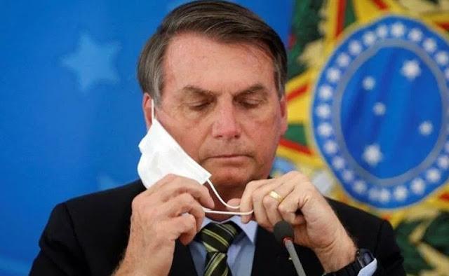 Un día después del positivo, Bolsonaro dice que ningún país preservó la vida como Brasil