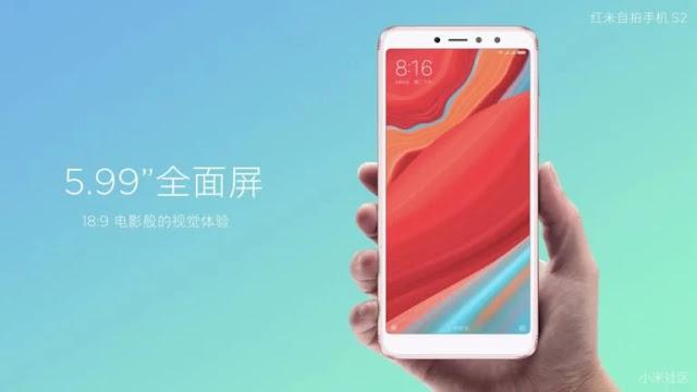 , Resmi Dirilis! Spesifikasi Xiaomi Redmi S2 Cuma Rp 2 Jutaan, KingdomTaurusNews.com - Berita Teknologi & Gadget Terupdate