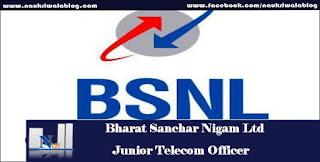 Junior Telecom Officer Job 2016