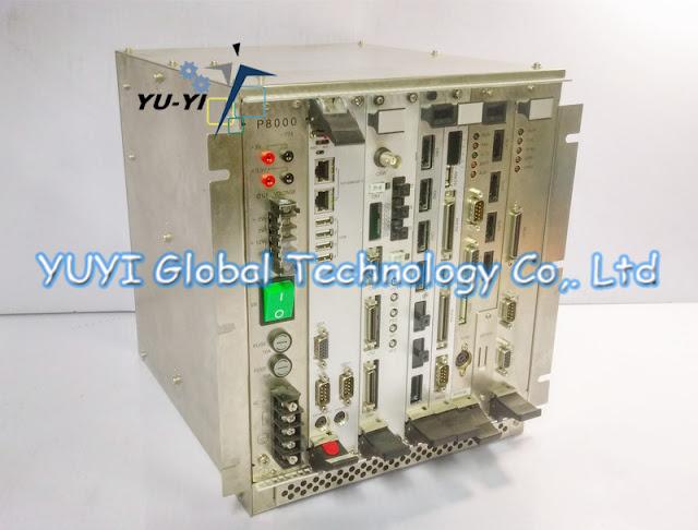 PANASONIC P8000-774 PLC CONTROL ENCLOSURE+SA COMPACTPCI SC2430 MODULE 703A