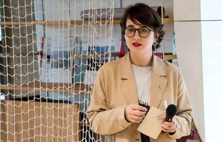 Кураторка урбаністичної лабораторії MetaLab Анна Доброва