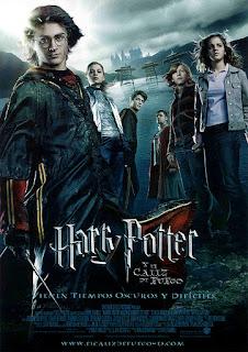 Harry Potter y El Caliz de Fuego (2005) Online