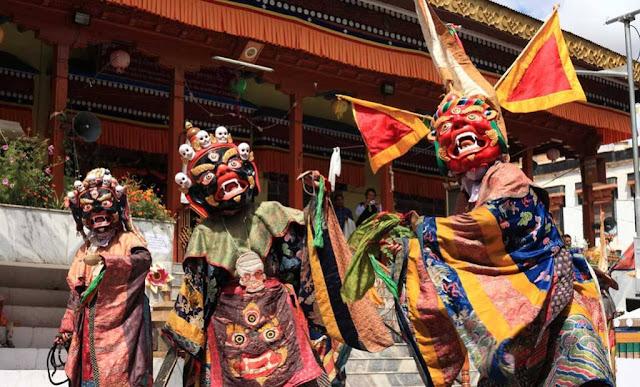 Tibetan fest