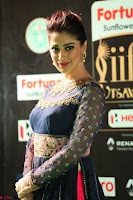 Raai Laxmi in Beautiful Backless Designer Anarkali Gown at IIFA Utsavam Awards 2017  Day 2  Exclusive 35.JPG