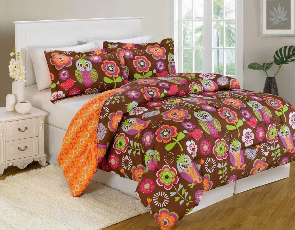 Bedroom Decor Ideas And Designs: Owl Themed Bedroom Decor