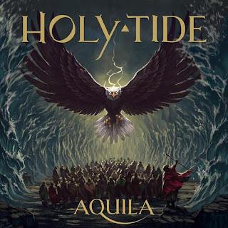 """Το βίντεο των Holy Tide για το """"Lamentation"""" από το album """"Aquila"""""""