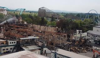 After the Blaze: Europa Park Update