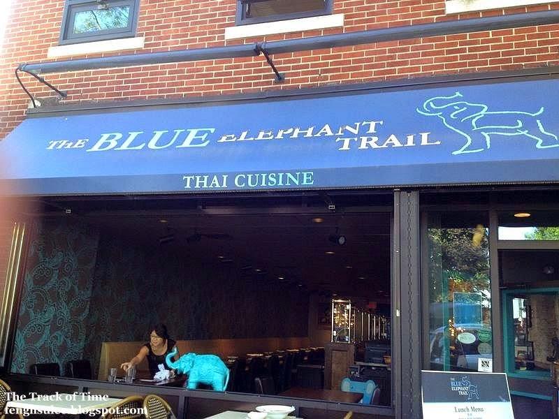 Blue Elephant Thai Restaurant Halifax