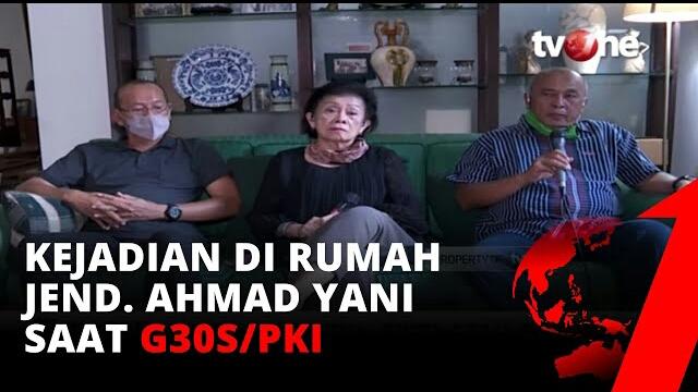 Film G30S/PKI, Anak Jenderal A. Yani: Kejadian di Rumah 98% Akurat