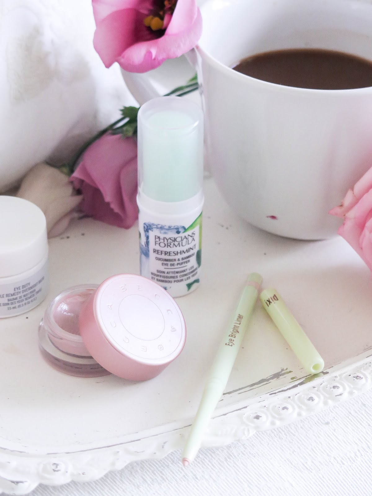 Bright Eyed Babe | 5 Steps to Reviving Dull, Tired, Darkened, Eyes | Self Care & Skin Care | labellesirene.ca