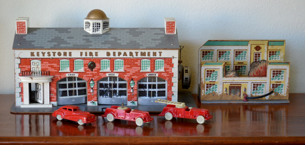The Copycat Collector: COLLECTION #134: Keystone Fire Department and
