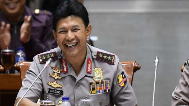 Larangan Aksi #2019GantiPresiden, Wakapolri Benarkan Ada Tindakan Represif