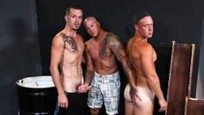 Sean Duran, Jimmie Slater & Saxon West