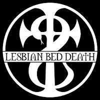 Το λογότυπο των Lesbian Bed Death