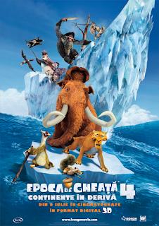 Epoca de gheata 4 Continente in deriva Ice age 4 Continental Drift Desene Animate Online Dublate si Subtitrate in Limba Romana