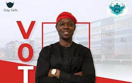 Nigerian emerges Student Union President in Sweden