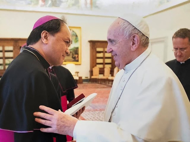 CATHOLIC CHURCH; Filipino bishops defend Pope over same-sex civil unions
