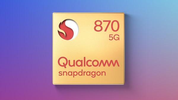 Qualcomm apresenta o Snapdragon 870