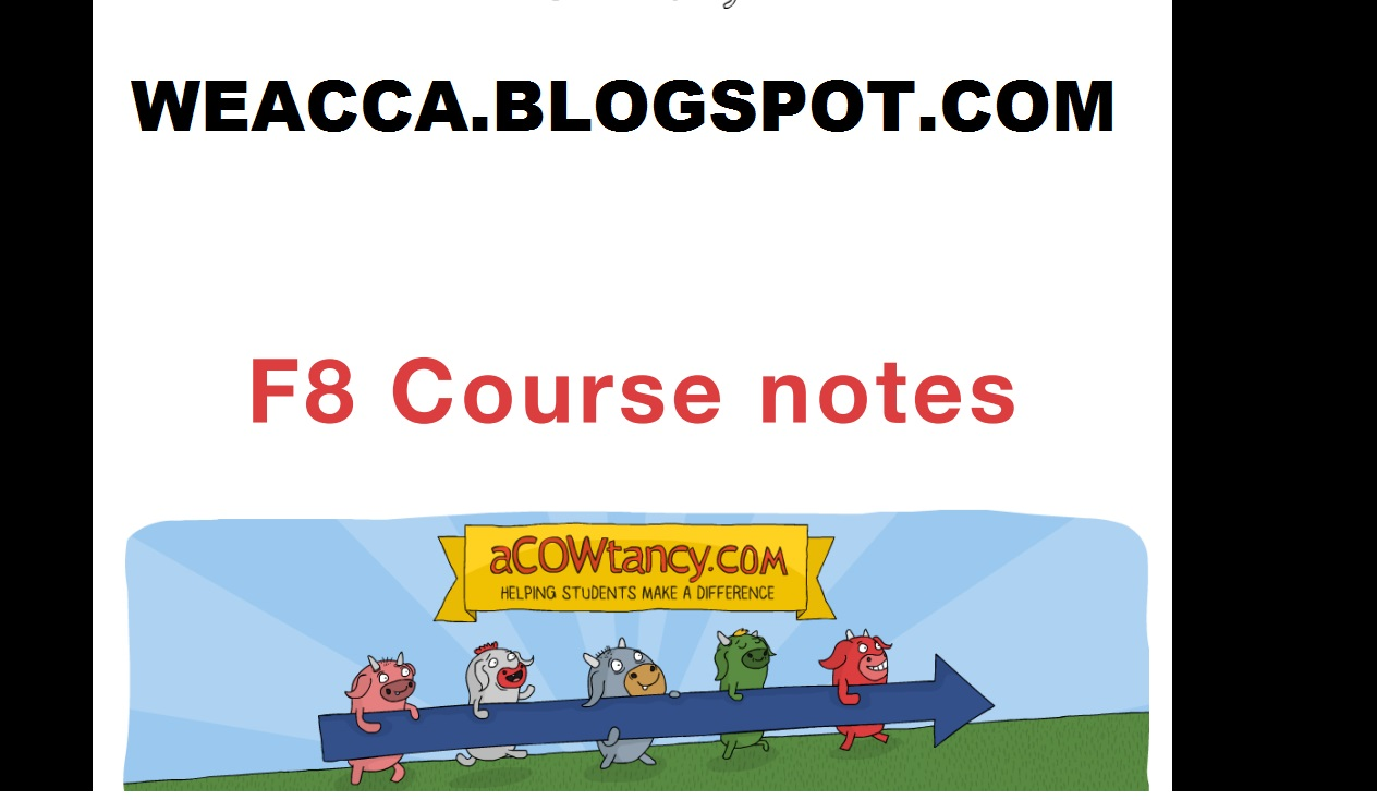 p3 course notes For the latest free course notes, free lectures and forum support please visit opentuitioncom/acca the best things in life are free  p3 business analysis.