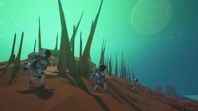 لعبة  رائد الفضاء ASTRONEER للكمبيوتر