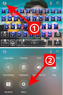 Mobile keyboard theme kaise delete kare | How to remove Keyboard theme