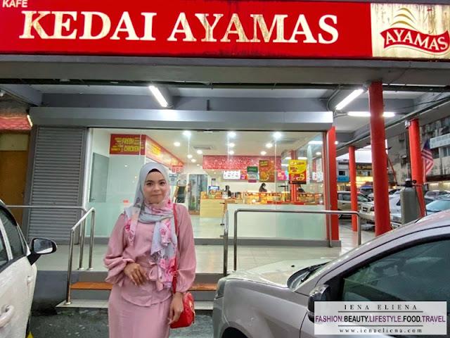 Kedai Ayamas taman suntek