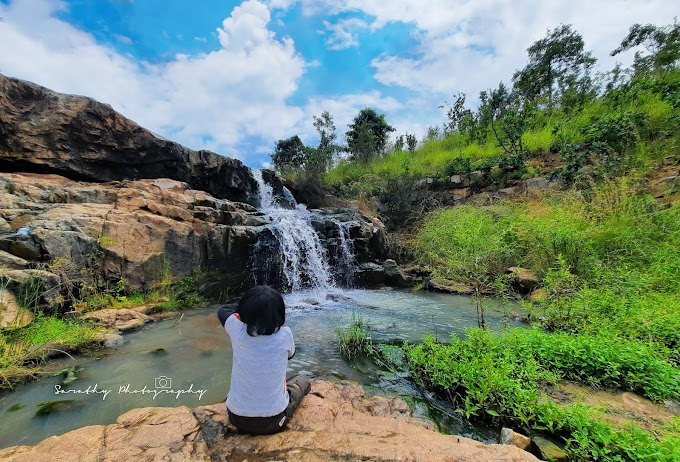 Junior Kethanahalli Falls and Sabenahalli Lake with Kids