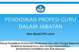 Info Grafis PPG Dalam Jabatan Tahun 2020