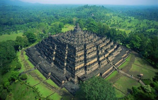 Wisata Seru di Borobudur Magelang