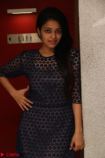 Dazzling Janani Iyer New pics in blue transparent dress spicy Pics 023.jpg