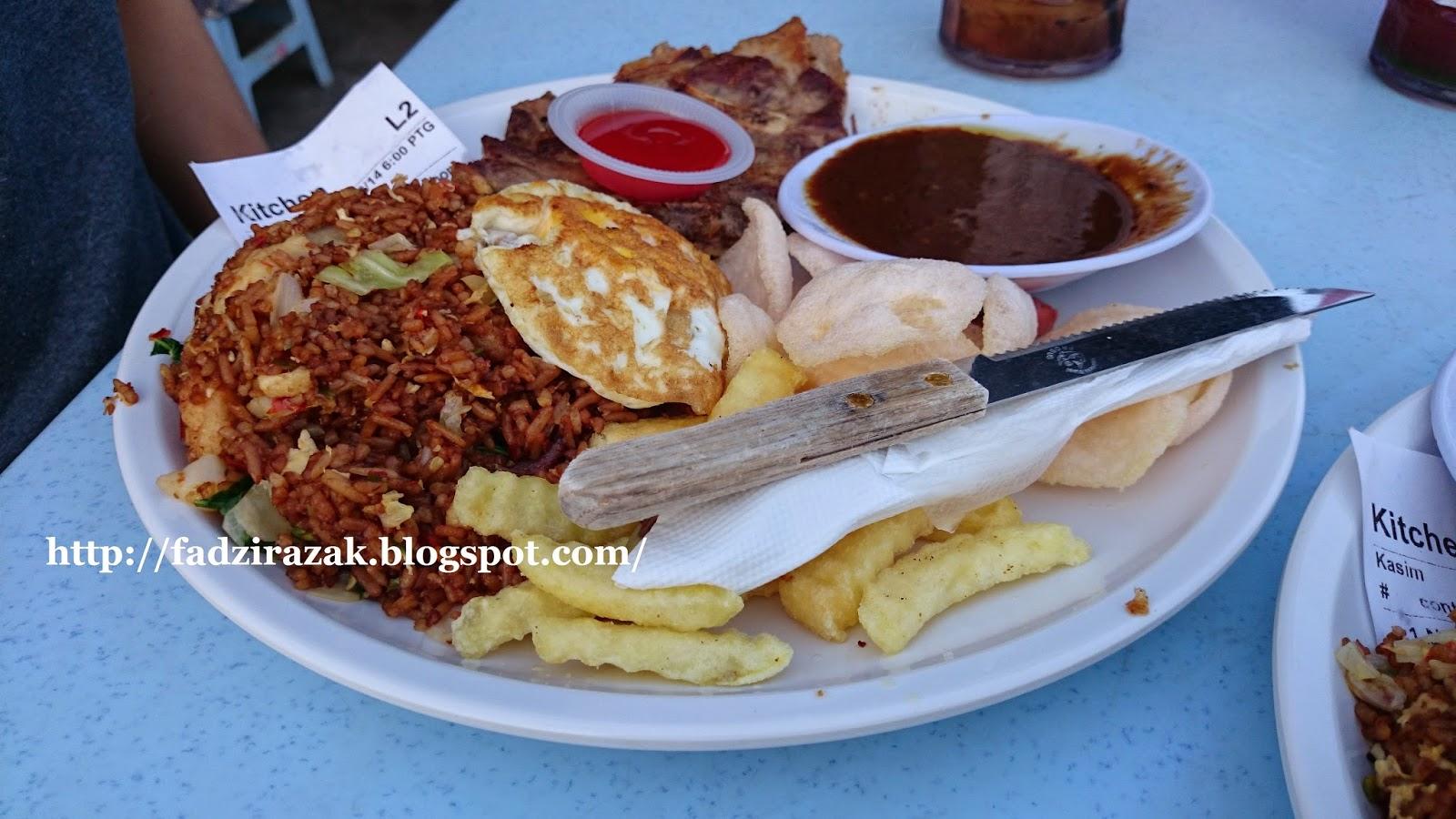 Nasi Goreng Lamb Chop Murni Discovery
