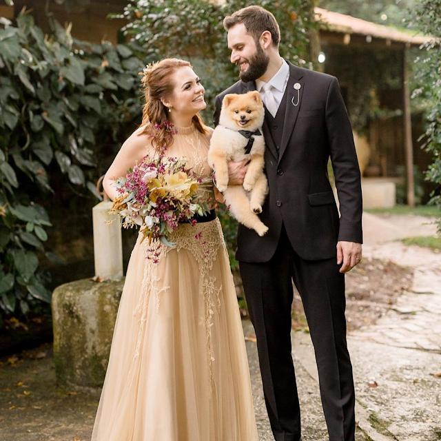 Tudo sobre o casamento da influencer Karol Pinheiro