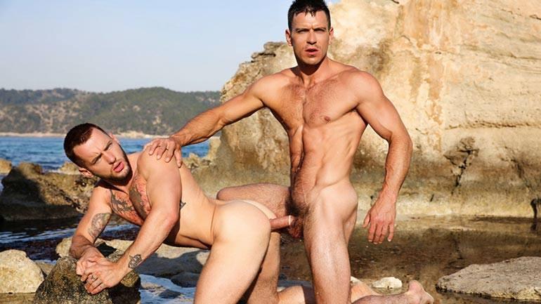 Pirates : A Gay XXX Parody Part 2 – Colton Grey, Paddy O'Brian