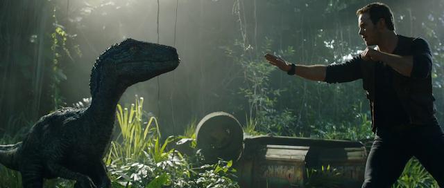 Jurassic World: Fallen Kingdom (2018) Dual Audio [Hindi-DD5.1] 1080p BluRay ESubs Download