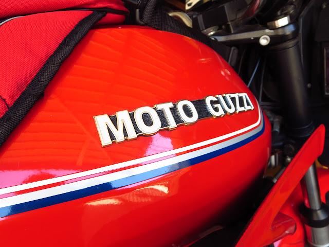 Moto Guzzi V65 SP Tank