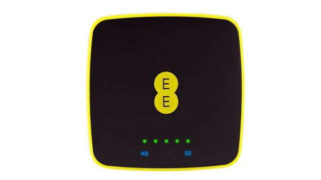 TP-Link M7350 V4 4G LTE mobile hotspot