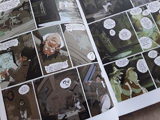 avis critique résumé image photo couverture bande dessinée